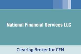 Clearing Broker for CFN:  NFS